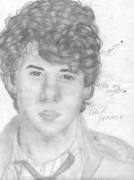 Nick Jonas by Katherine.JB.15